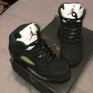 Air Jordan Metallic Retro 5